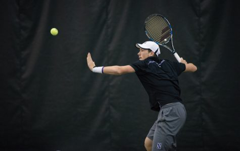 Men's Tennis: Northwestern looks to improve on historic season