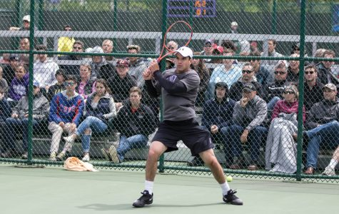Men's Tennis: Northwestern takes down No. 7 TCU, earns two other weekend wins