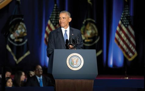 Obama urges unity, civic engagement in farewell speech