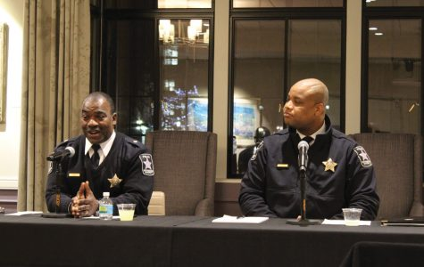 University Police discuss Black Lives Matter at panel