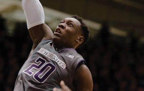 Men's Basketball: Wildcats step up in second half, surging to victory over Nebraska