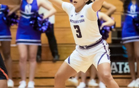Women's Basketball: Strong defense, woeful Rutgers offense carries Northwestern to victory