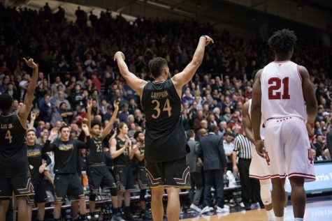 Men's Basketball: Northwestern locks down on defense to top Indiana