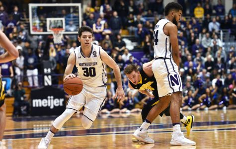 Men's Basketball: McIntosh delivers 'vintage' performance in rout of Iowa