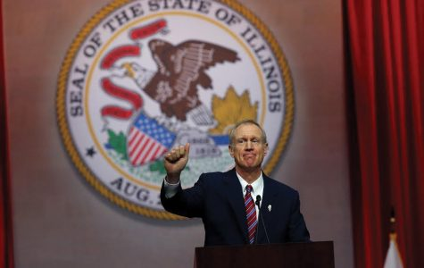 Rauner expresses optimism in State of the State address