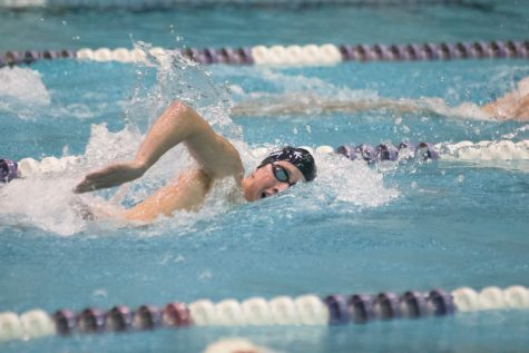 Men's Swimming: Northwestern says goodbye to seniors, looks ahead to Iowa