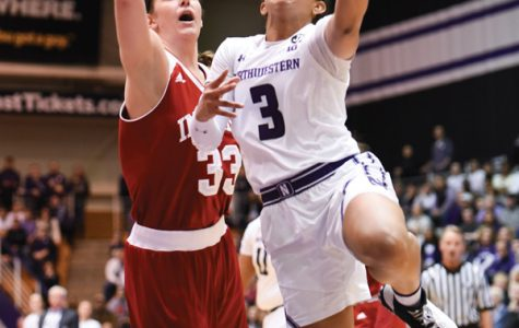Women's Basketball: Northwestern readies to play struggling Wisconsin