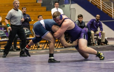 Wrestling: Conan Jennings completes comeback as Wildcats snap drought