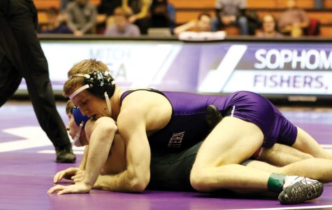 Wrestling: Wildcats face transfer for first time since Northwestern departure