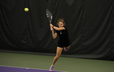 Women's Tennis: Singles depth powers Northwestern to win over Harvard