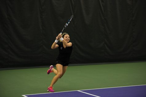 Women's Tennis: Doubles teams power Wildcats as they look to move to 3-0