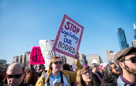 Captured: Women's March on Chicago