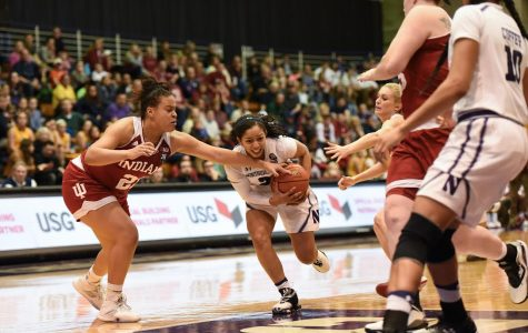 Women's Basketball: Shorthanded Wildcats take down Michigan State