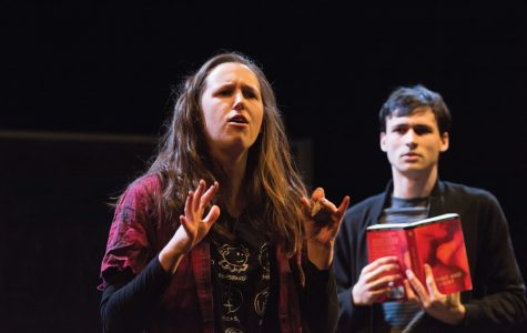 'Columbinus' play addresses gun violence, adolescent mental health