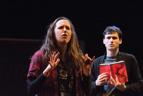 'Columbinus' play addresses gun violence, adolescent mental health