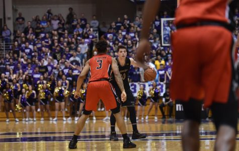 Men's Basketball: Northwestern rallies late to beat Rutgers at home