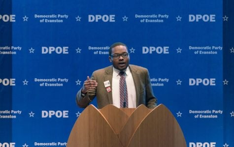 Evanston Democrats vote to endorse Devon Reid for clerk, but no mayoral candidates
