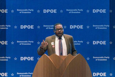 Evanston Democrats vote to endorse Devon Reid for clerk, but no mayoral candidates