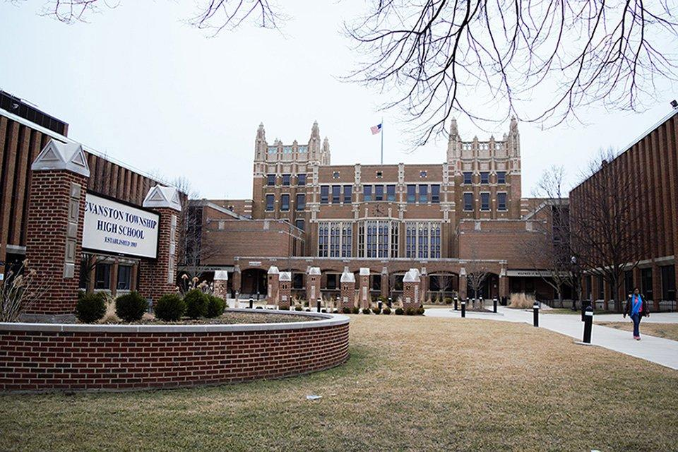 Evanston Township High School Superintendent Eric Witherspoon affirmed in a statement the district's commitment to transgender students. The statement came two days after President Donald Trump revoked an order saying transgender students could use the bathroom that aligns with their gender identity.