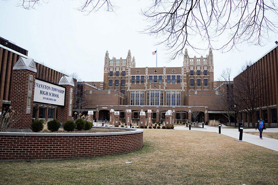 Officials at Evanston Township High School have decided not to enact a policy addressing the use of bathrooms and locker rooms by transgender students. The policy hasn't been enacted because of the current political climate, and potential legal ramifications, officials said.
