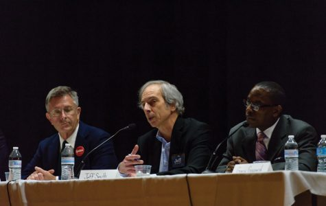 Mayoral, 5th Ward candidates debate affordable housing, violence prevention