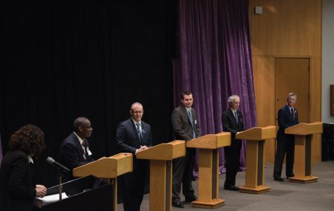 Mayoral candidates talk town-gown relations at Northwestern-held forum