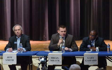 Mayoral candidates discuss relationship with state, federal officials