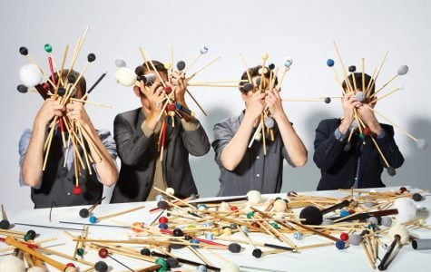 Northwestern alumni percussion group nominated for Grammys, attribute success to university