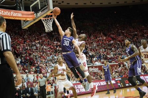 Men's Basketball: Northwestern suffers gut-wrenching loss to Indiana