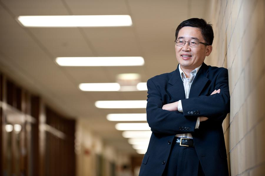 McCormick Prof. Yonggang Huang is a Walter P. Murphy professor of civil and environmental engineering and mechanical engineering. He was elected to the National Academy of Engineering earlier this month.