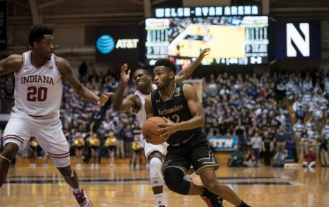 Men's Basketball: Isiah Brown takes on Northwestern frontier