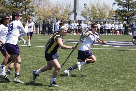 Lacrosse: Wildcats falter in overtime, pick up first loss of the season
