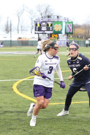 Lacrosse: Wildcats get long-awaited revenge in upset win against No. 8 Notre Dame