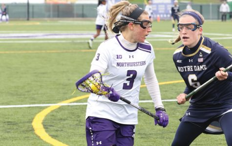 Lacrosse: Wildcats get long-awaited revenge in upset win against No. 8 Notre Dame