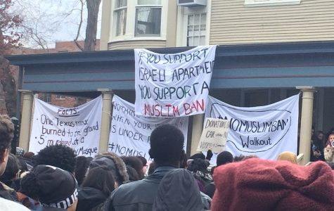 Letter to the Editor: The walkout's purpose was derailed by anti-Israel sentiment