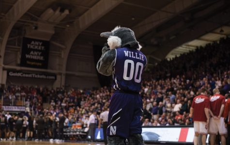 Men's Basketball: Northwestern home attendance on rise