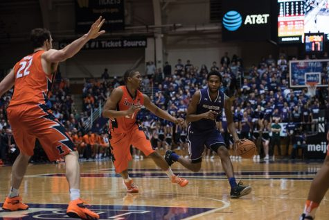Men's Basketball: Northwestern looking to carry momentum into Maryland matchup
