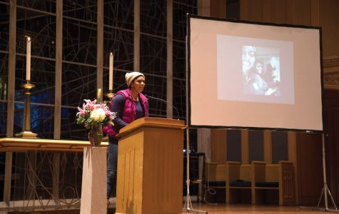 Students, faculty celebrate life of Jordan Hankins at memorial