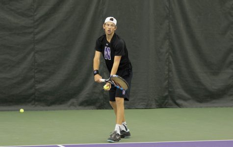 Men's Tennis: Northwestern looks to set mark for best start ever against NC State