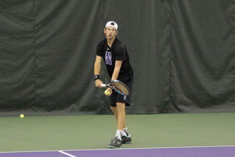 Men's Tennis: Northwestern looks to set mark for best start ever against NC State