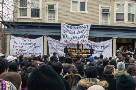 Schapiro responds to debate over travel ban protest banner
