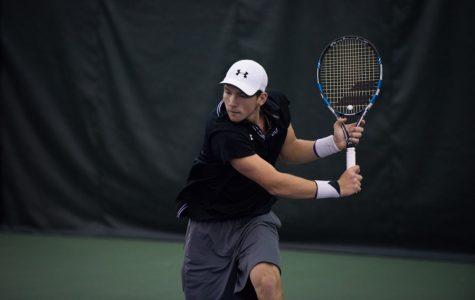 Men's Tennis: Northwestern falls short at National Indoor Championships