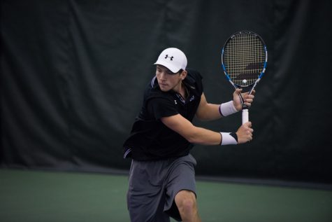 Men's Tennis: Northwestern falls short at National Indoor Championships