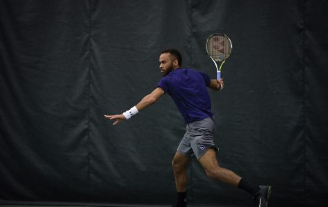Men's Tennis: Looking to make history, Northwestern preps for weekend homestand