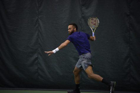 Men's Tennis: Looking to make history, Northwestern preps for weekend homestand