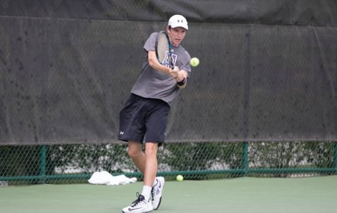 Men's Tennis: Northwestern preps for star-studded national event