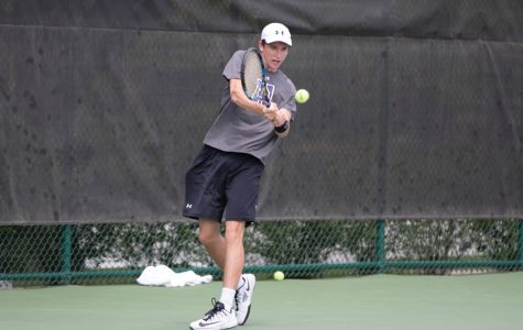 Men's Tennis: Northwestern preps for star-studded national event