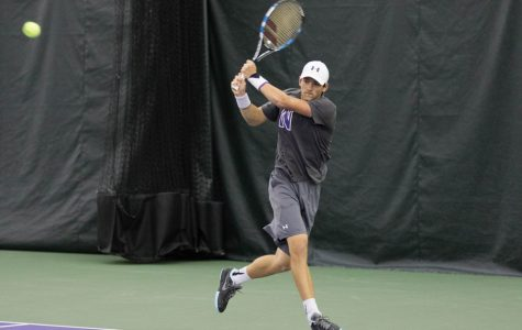 Men's Tennis: Northwestern continues struggles, drops pair of weekend matches