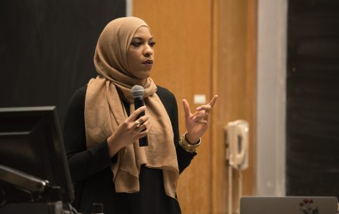 Olympic fencer Ibtihaj Muhammad discusses representation, athletic career
