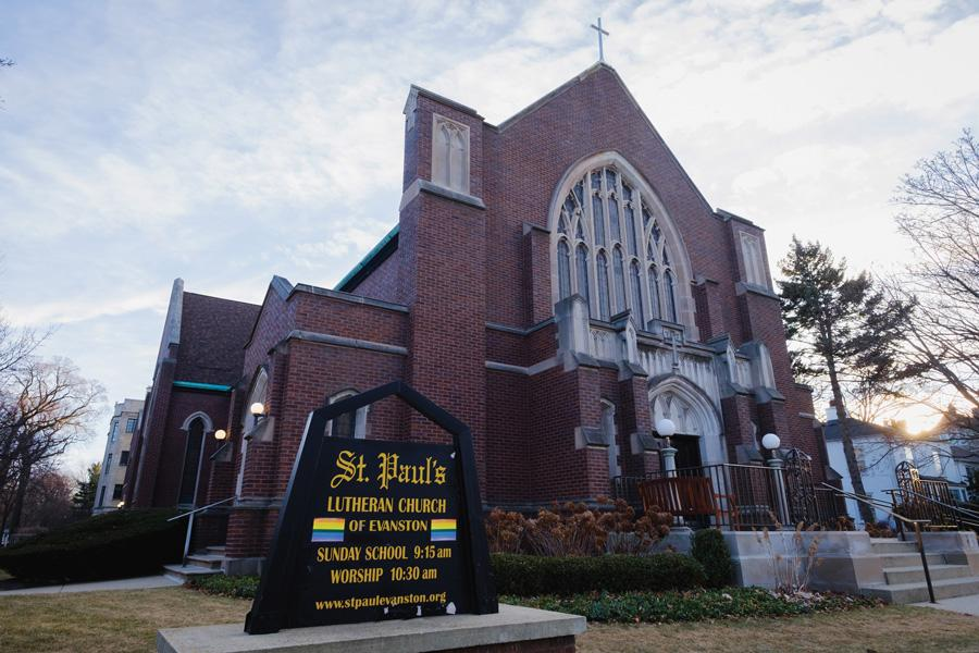 St. Paul's Lutheran Church, 1004 Greenwood St. The Rev. Betty Landis of that church is one of a number of religious leaders organizing a response to the election of President Donald Trump.